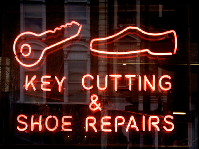 Well Established Key Cutting and Shoe Repair Business for Sale