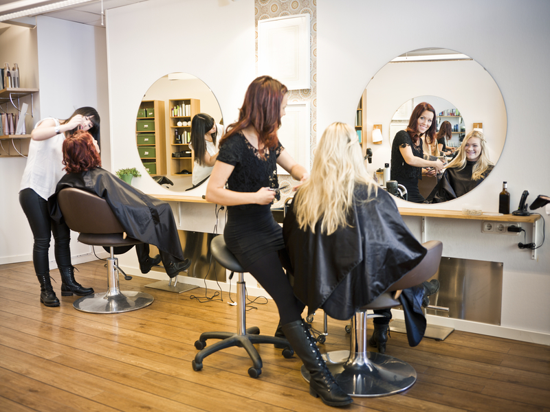 Successful Rathcoole Hair Salon