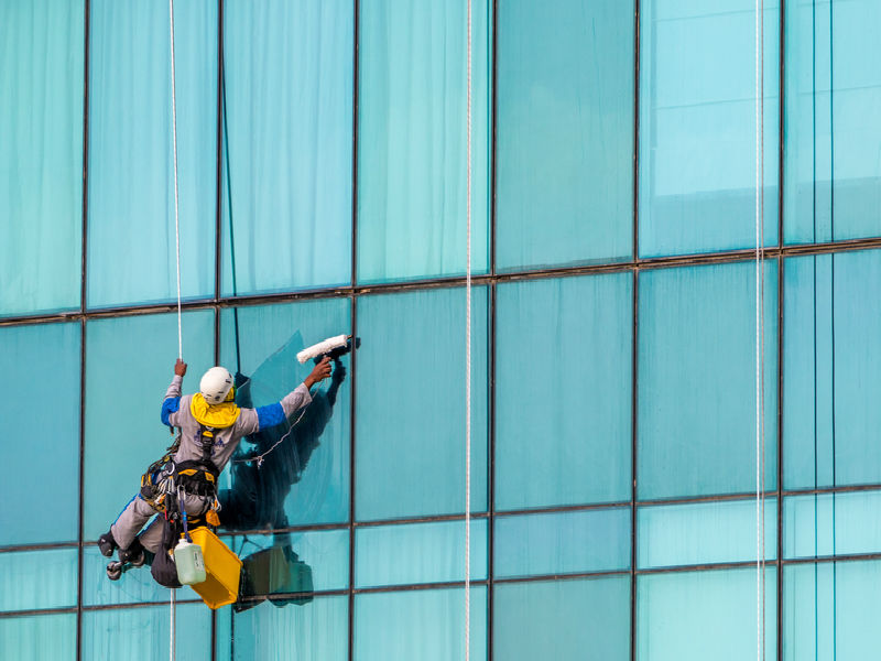 Contract Cleaning & Commercial Window Cleaning